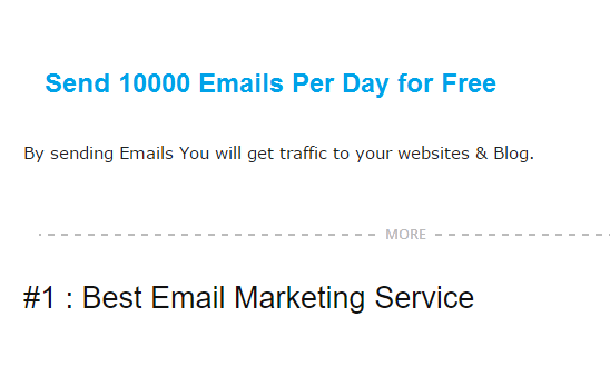 Send 1000 S Of Emails Daily