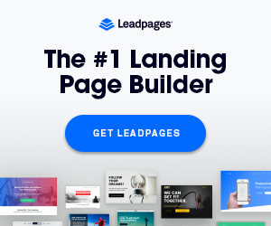 Leadpages creator