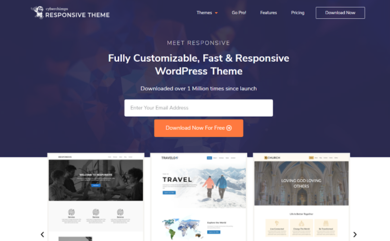 CyberChimps' Responsive Theme Review