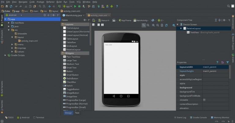 android-studio-sdk-linux-ubuntu-mint-768x403
