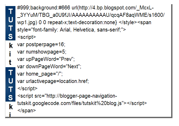 How to insert html/Css or any code in blog posts