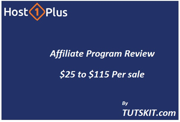 Host1plus affiliate program review