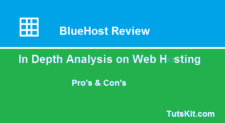 Bluehost Review : In-depth analysis on WordPress Hosting