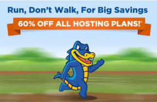 27th jan Hostgator Flash Sale 60% Off All New Hosting Packages
