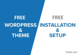 Free WordPress Blog Setup & Installation Service For $0