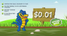 HostGator 1 Cent Coupon Code For Web Hosting : PENNYMAN
